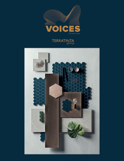 VOICES, the soul of ceramic